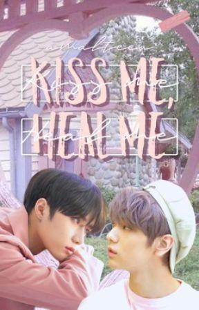 kiss me, heal me.「soogyu」 by amalteea