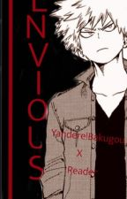 E N V I O U S   | Yandere Bakugou X Reader | by That1ShadowTurtle