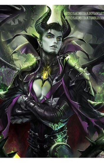Dark Fairies a Disney tale (Male!Maleficent X Oc)