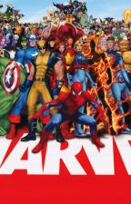 Marvel Heroes Facts by CampHogwartz