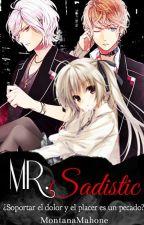 Mr. Sadistic night (Diabolik Lovers) by MontanaMahone