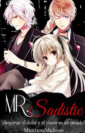 Mr. Sadistic night (Diabolik Lovers) by MontanaMahone