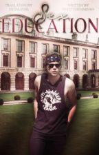 Sex Education • Ashton irwin by shinigamibieber