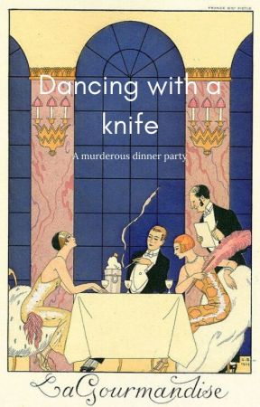 Dancing with a knife by honeypot_darlin