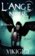L'ange Noir by vikigigi