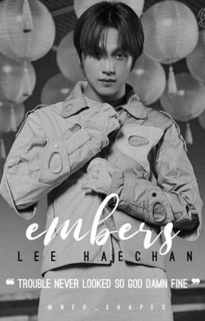 EMBERS • HAECHAN by Neo_Shapes