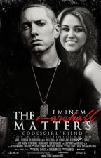 The Marshall Mathers-Eminem by codesgirlfriend