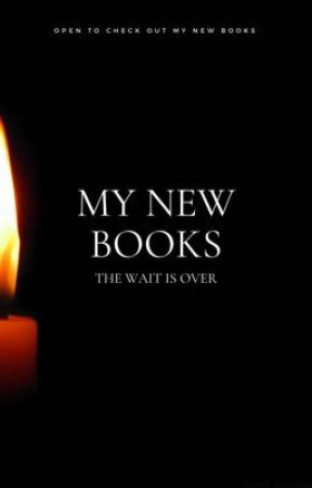 My New Books by celestialxcross