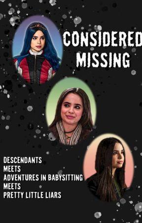 Considered Missing by DizneyMevie