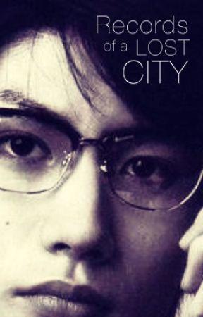 Records of a Lost City (Espresso Love Spoiler Alert) by ESP_Naoki