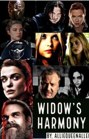Widow's Harmony by AllieQueenAllen