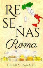 Reseñas - Roma by Editorial_Pasaporte