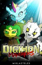 Digimon Mavericks by DigiMiklazteles