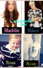 Riker and Maddie's Twins by maraismadness