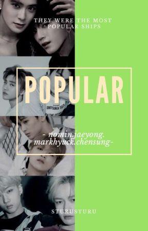 Popular  -nomin.jaeyong.markhyuck.chensung- by sturusturu