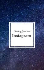 Young Justice Instagram by Arty_Wally