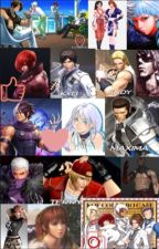 King Of Fighters Fanfiction X Dead Or Alive by shashathemeow