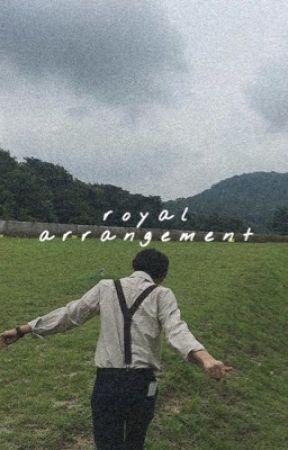 royal arrangement  | jikook  by -holyjikook