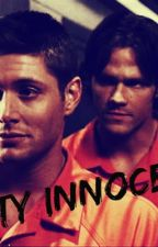 Guilty Innocence || Destiel/Sabriel Prison AU by wingsandhunters