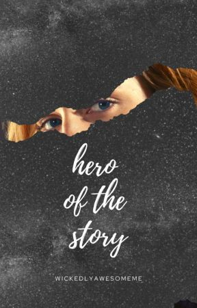 Hero of the Story || James Potter x Hermione Granger Fanfiction by kim_camaro