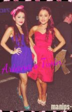 Ariana's Twin: A Janoskians and Ariana Grande Fanfiction by Little_Miss_Awesom18