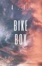 bike boy by townlighter