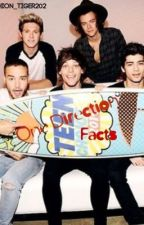 One Direction Facts by Fashion_designer202