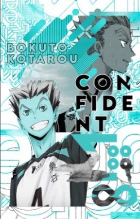 Confident ||Bokuto Koutarou| by Cookie_Monster_427