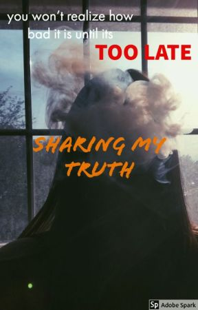 Sharing My Truth by anata17