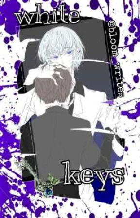 white keys   Khun x Reader x Bam   detective AU by bloom_writes