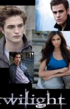 Twilight, my vampire diaries Book one (EDITING) by xXxHarley-GirlxXx