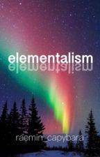 Elementalism by ryunasachi