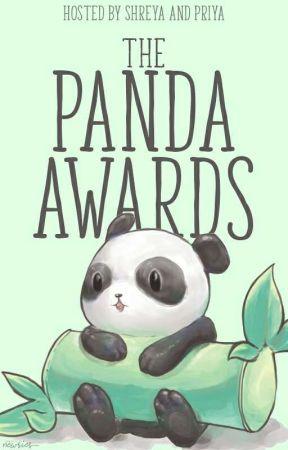 The Panda Awards 🐼 [Hiring Judges] by Priyax05