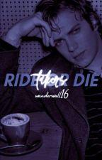 RIDE OR DIE, Takers(AJ fanfic) by wanderwall16