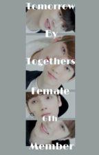 Txts female 6th member  by MintBin_05