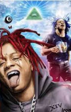Our hour glass // trippie redd fanfic  by LETHALSADNESS