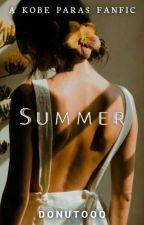 Summer | Kobe Paras √ by Donutooo