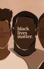BLACK LIVES MATTER by voidxbraeden