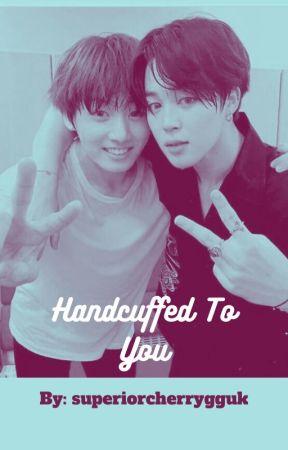 Handcuffed To You [Jikook] by superiorcherrygguk