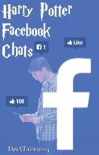 Harry Potter FaceBook Chats by fandomsofanysort