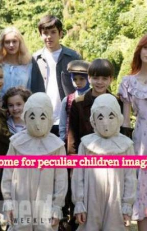 Miss peregrine's home for peculiar children imagines and preferences  by lemmesleepplz