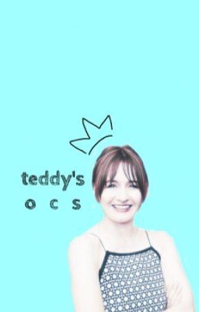 - teddy's ocs - by macmchales