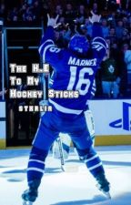 The H.E To My Hockey Sticks / Mitch Marner by stxrlia