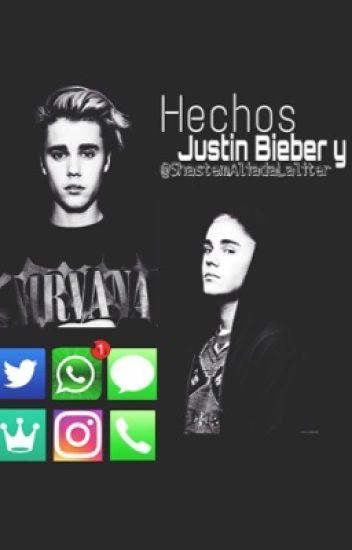 Hechos J______. Justin Bieber y Tu. (Bieber Hechos)❤️