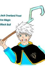 JACK FROST  BLACK CLOVER by harrymaxwager99