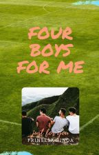 4 Boys For Me by red__lemonade