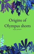 Origins of Olympus short stories by JETRAY-JASEN