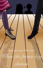 When the Piano Key Chimes || Saiouma & Irumatsu by SHSL_ChaoticLesbian