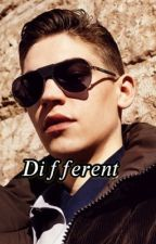 Different, Hero Fiennes-Tiffin by nessaedits