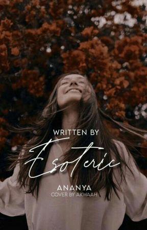 Esoteric  by Ananyaspeaks